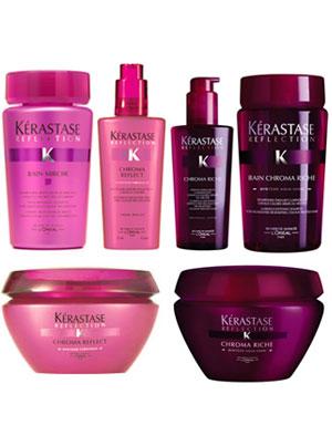 Salon de coiffure new look produits k rastase for Kerastase bain miroir 2
