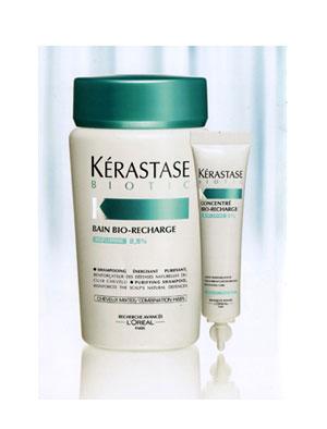 Salon de coiffure new look produits k rastase for Kerastase bain miroir